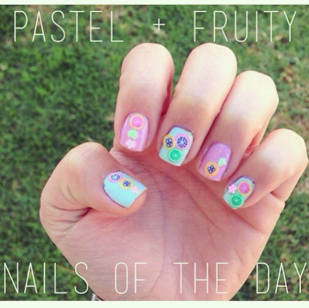 Pastel_Fruity_Nails