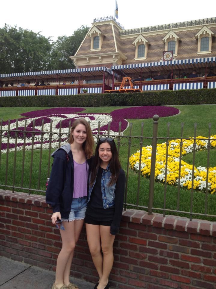 {Travel Throwback} Spring Break with My New York BFF- Disneyland