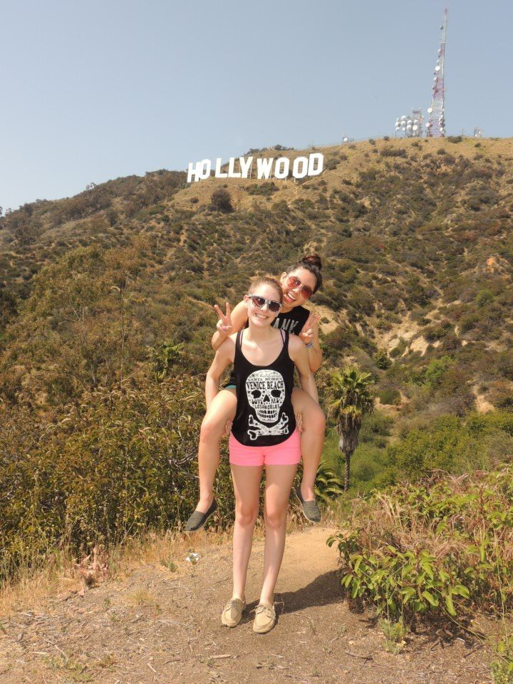 {Travel Throwback} Spring Break with My New York BFF- Hollywood Sign