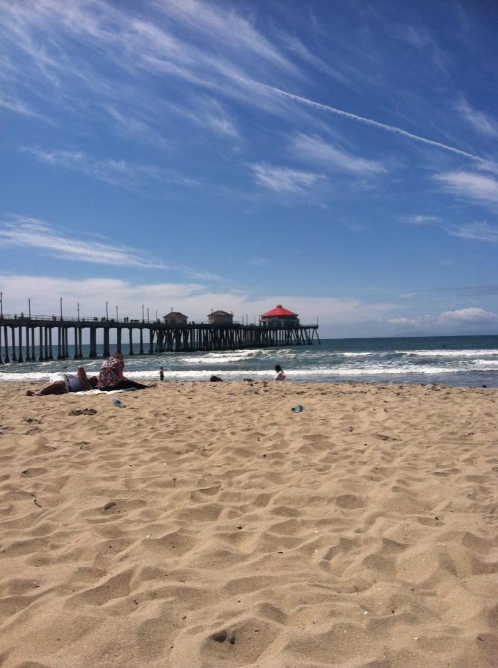 {Travel Throwback} Spring Break with My New York BFF- Huntington Beach