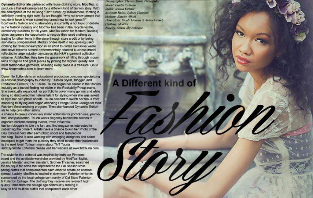 Blogging with TNT Tauna- Bridget Marie