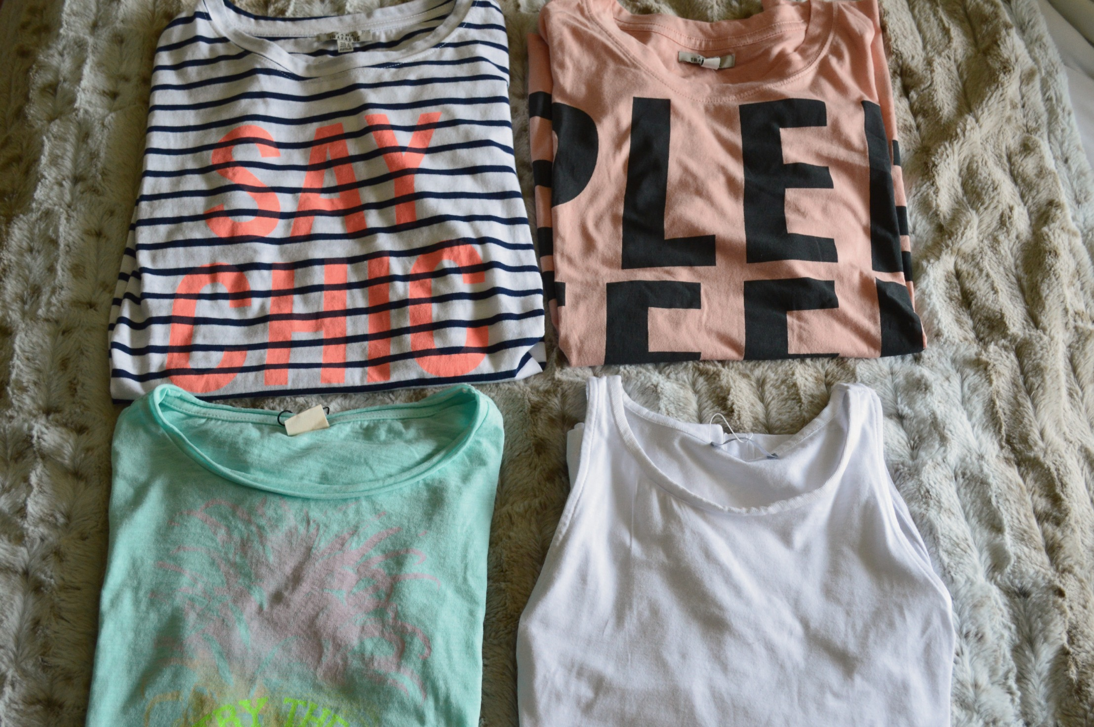Zara Haul: Best Summer Tees