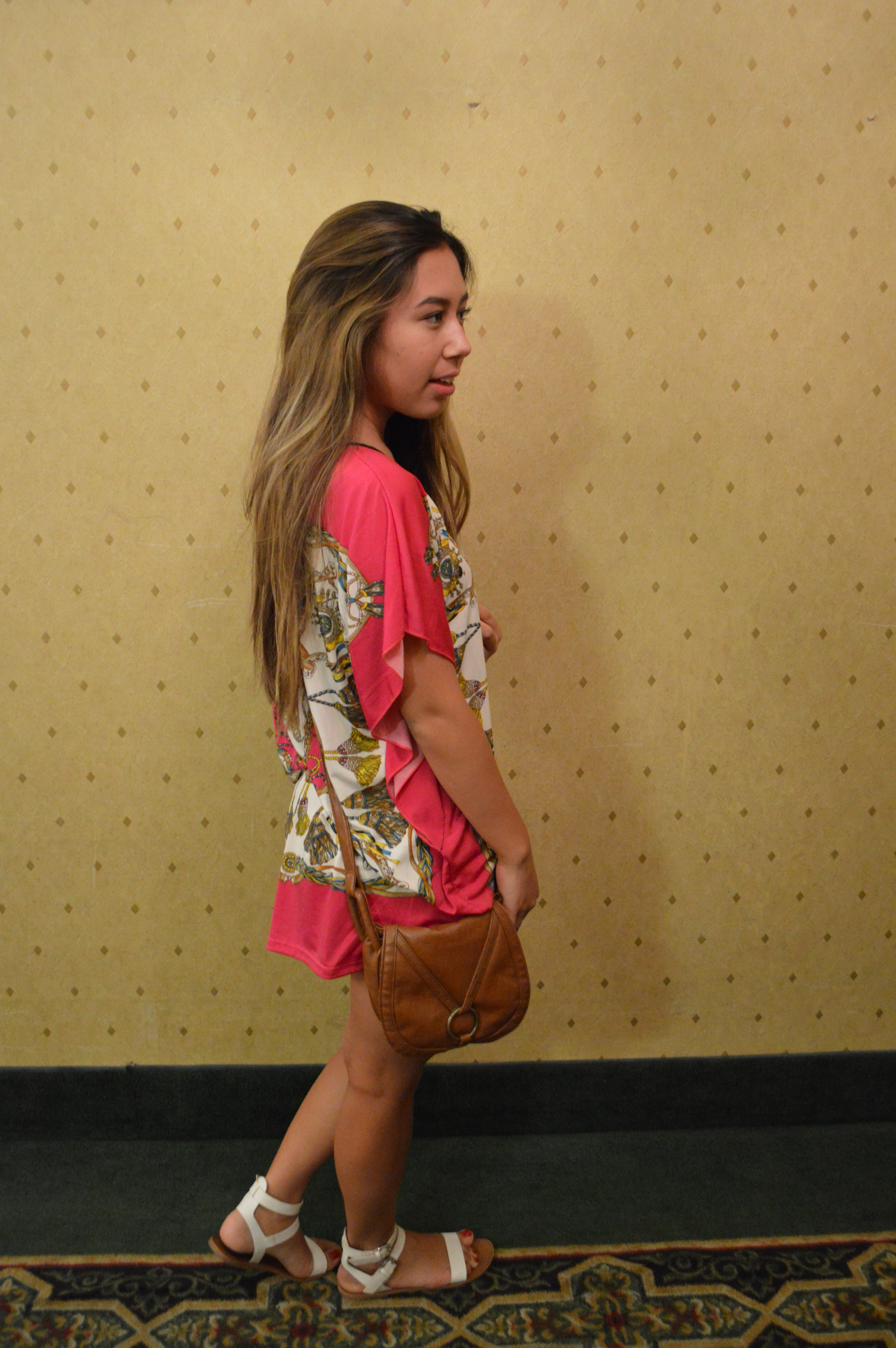 {Las Vegas Day 2} Versace Inspired Tunic by WorldWideStylista