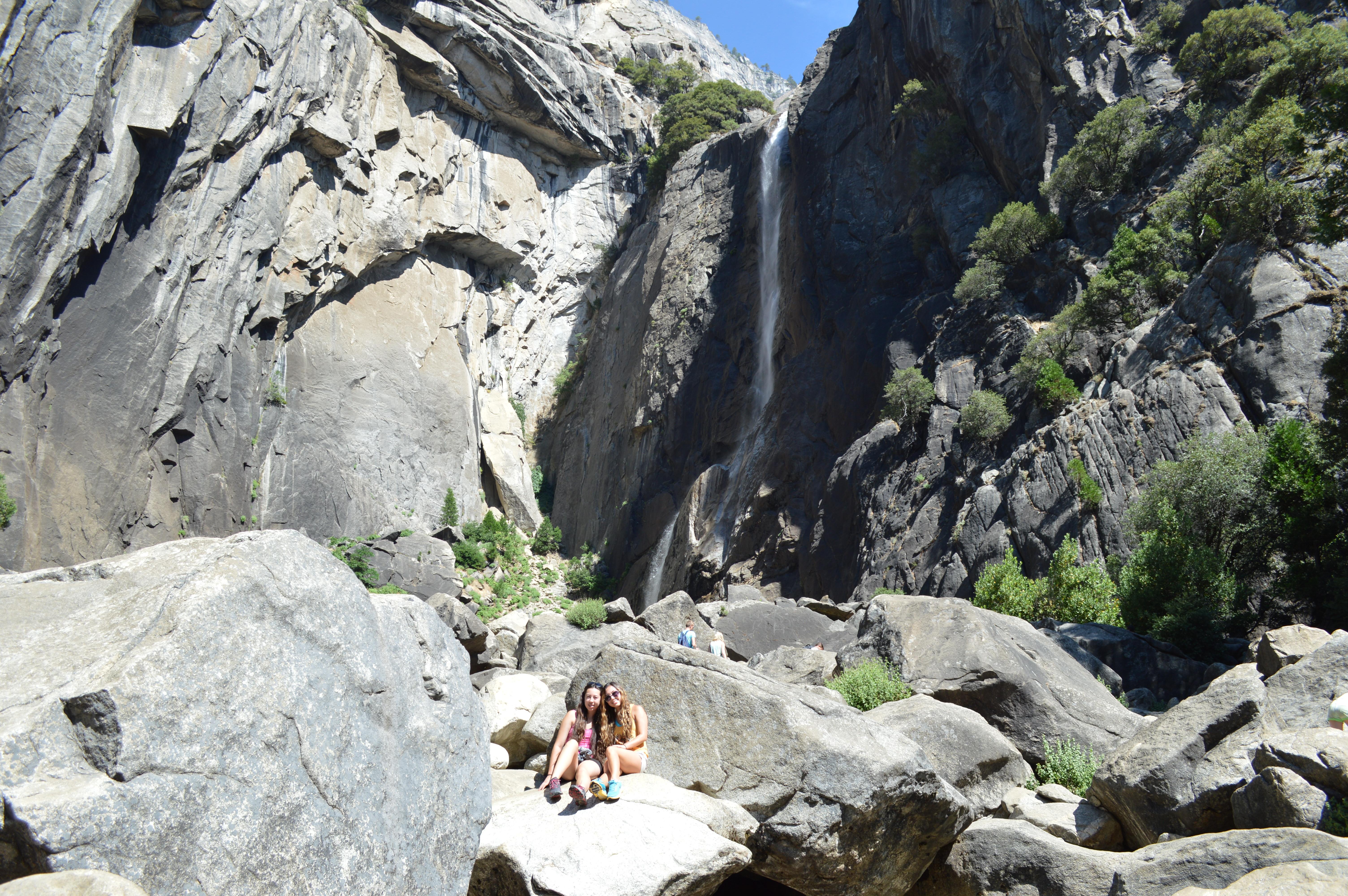 Yosemite Waterfalls by WorldWideStylista