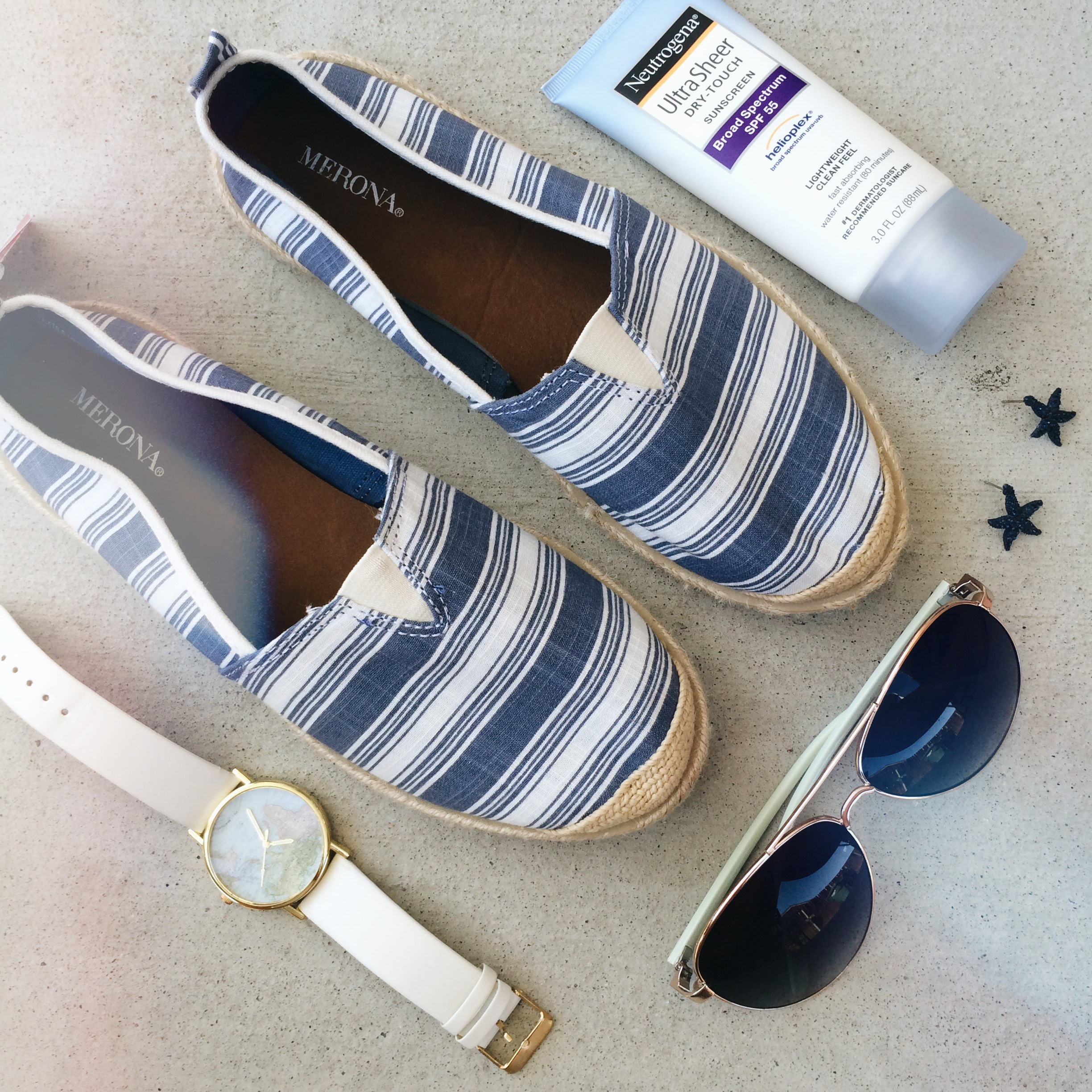 Style Find: Target Striped Espadrilles