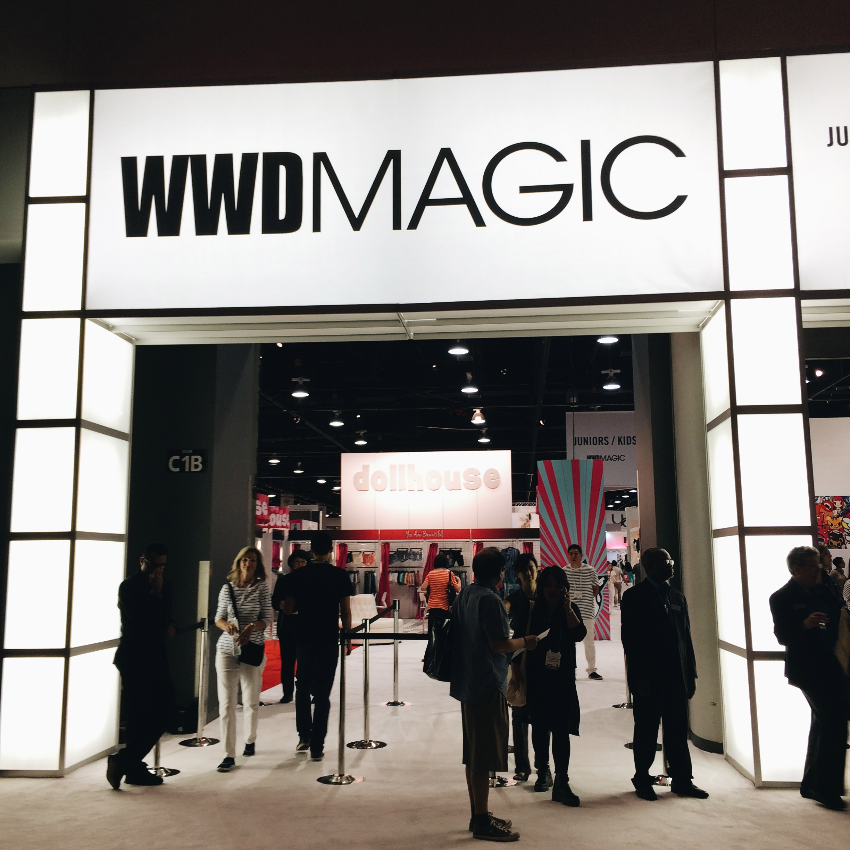 WWD Magic Las Vegas 2014 with vintage inspired designer Queen of Heartz