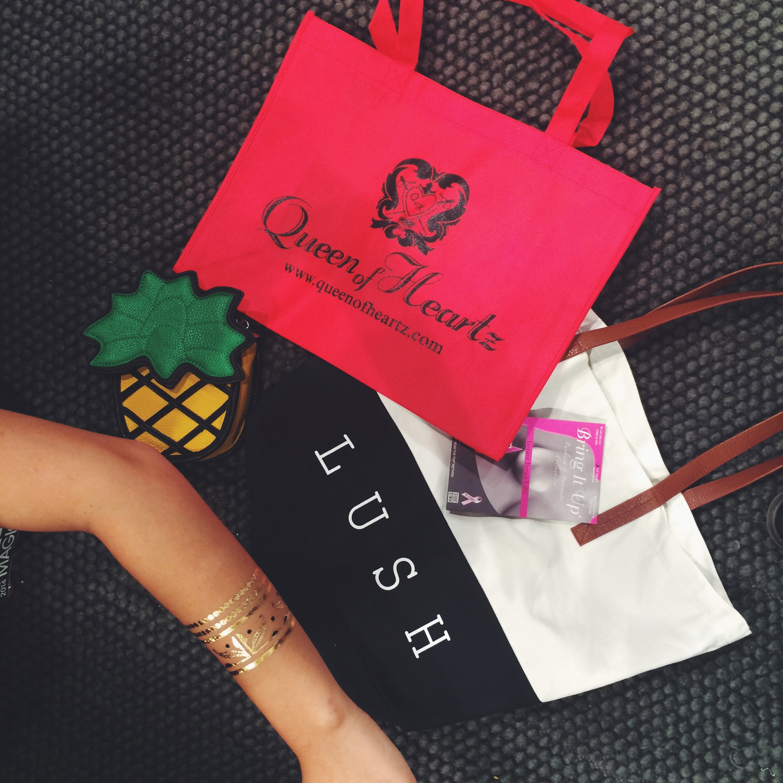Magic Las Vegas 2014 with vintage inspired designer Queen of Heartz