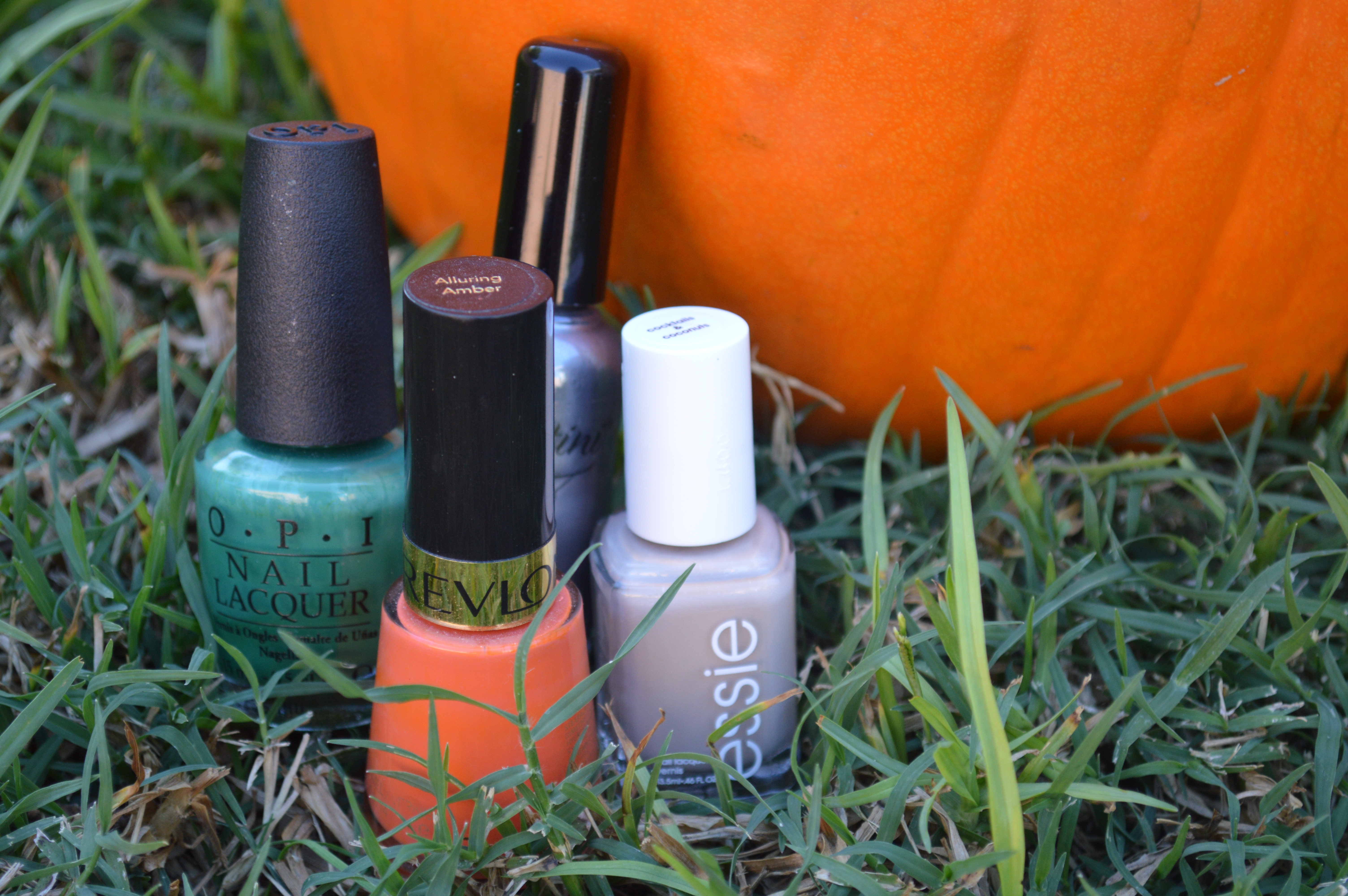 Favorite Fall Nail Colors by WorldWideStylista